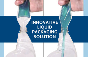 patented liquid packaging solution